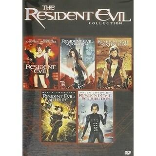Resident Evil / Resident Evil: Afterlife [DVD]
