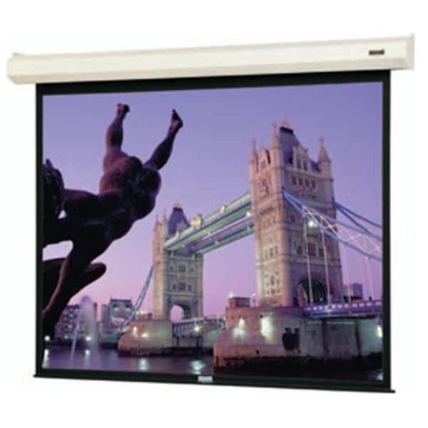 """Da-Lite Cosmopolitan Electrol Projection Screen - Matte White - 92"""" Diagonal"""