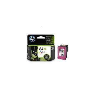 Link to HP 64XL Tri-color Original Ink Cartridge, High Yield N9J91AN - color Similar Items in Printers & Supplies