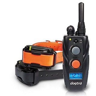 Dogtra 1/2 Mile 2 Dog Compact Remote Training Collar System - 282C