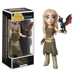 FunKo Rock Candy Game of Thrones Daenerys Action Figure - Multi