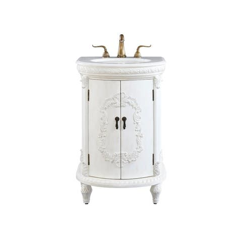Traditional Small Sized Bathroon Vanity Sink