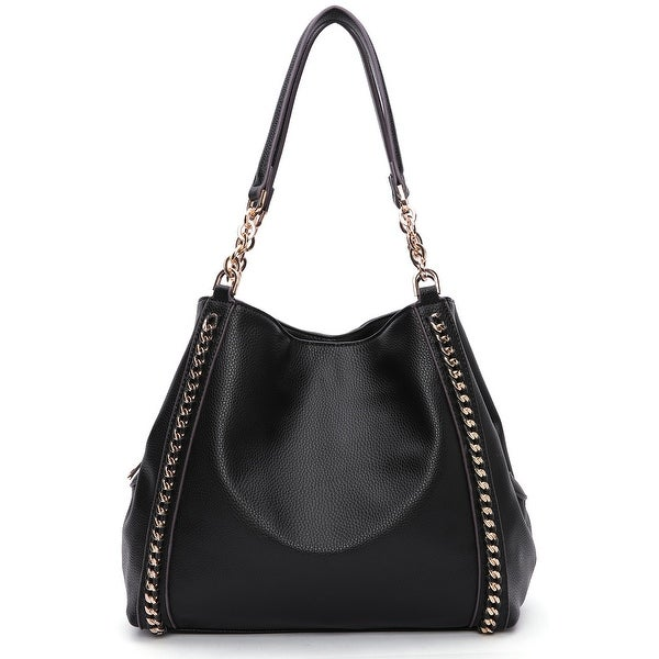 e0742e25fd17 Shop Style Strategy double chain Satch Bag - Free Shipping Today ...