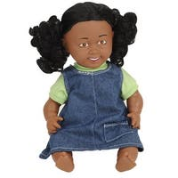 "16"" Multiethnic Doll - African-American Girl"