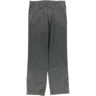 Matchstick Mens Straight Fit Utility Casual Pants - 32