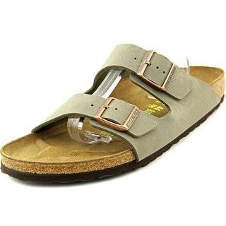Birkenstock Arizona-280 N Open Toe Leather Slides Sandal