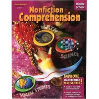 Nonfiction Comprehension Middle School