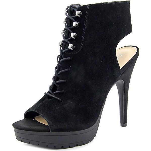 Bar III Emiko Women Black Sandals