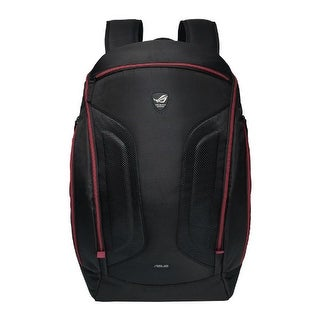 """Asus 17 Inch Rog Shuttle Backpack Asus Shuttle Carrying Case (Backpack) for 17"""" Notebook, Netbook, Smartphone, Document,"""