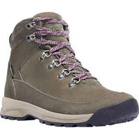 Danner Women's Adrika Waterproof Hiker Boot Ash Suede