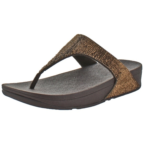 b843f0d450a7 Shop FitFlop Women s Electra Micro Toe Post Thong Sandal - Free Shipping On  Orders Over  45 - Overstock - 17569936
