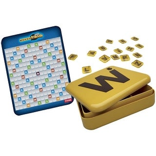 Words With Friends To Go Travel Size Game