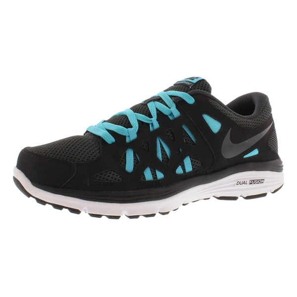 a01d34da1117 Shop Nike Dual Fusion Run 2 (GS) Kid s Shoes - Free Shipping Today ...