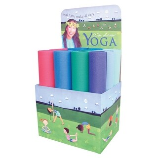 Sportime Wai Lana Yoga Mat, 68 x 24 Inches