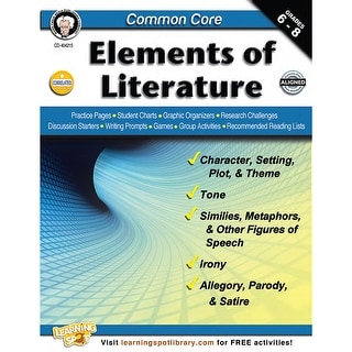 Common Core Elements Of Literature