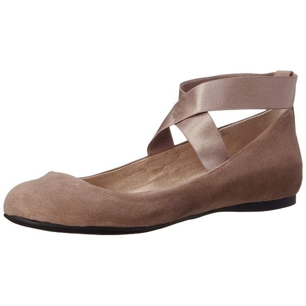 Jessica Simpson Womens Mandayss Closed Toe Ankle Strap Espadrille Flats 70aa5d8bcf4