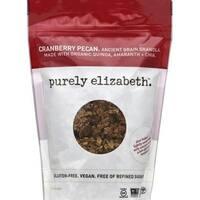 Purely Elizabeth - Granola Cranberry Pecan Cereal ( 6 - 12 oz bags)