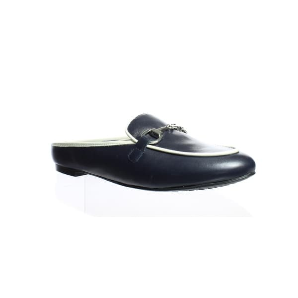 39b93dcb92b Shop Vionic Womens Adeline Navy Mules Size 9 - Free Shipping Today ...