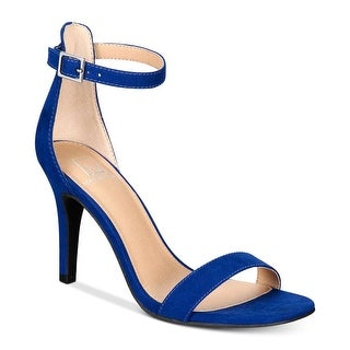 Link to Material Girl Womens Blaire 5 Open Toe Ankle Strap Classic Pumps Similar Items in Women's Shoes