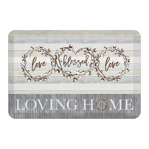 Loving Home Kitchen Mat - 20x30