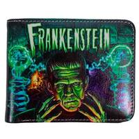 Universal Monsters Frankenstein Bi-Fold Wallet - Multi