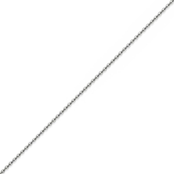 Chisel Stainless Steel 2.30mm 16in Cable Chain (2.3 mm) - 16 in