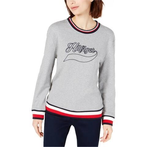 Tommy Hilfiger Womens Vintage Inspired Sweatshirt