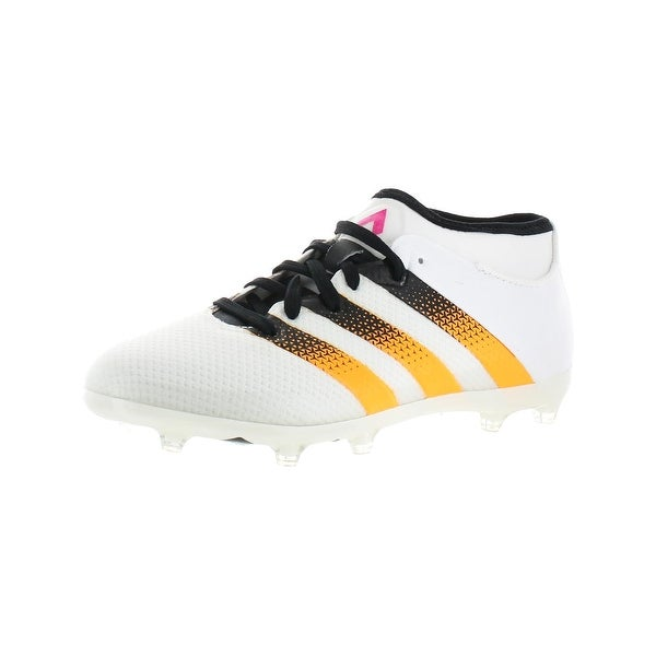 Adidas Womens Ace 16.2 Primemesh FG/AG W Cleats Soccer Stripes - 5.5 medium (b,m)