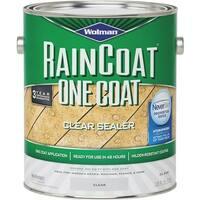Rust-Oleum Wolman Clr Rain Coat Oil 12386 Unit: GAL