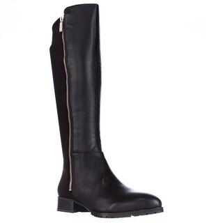 Nine West Legretto Knee-High Boots, Dark Brown