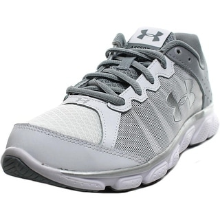 Under Armour Kilchis Women Round Toe Leather White Running Shoe