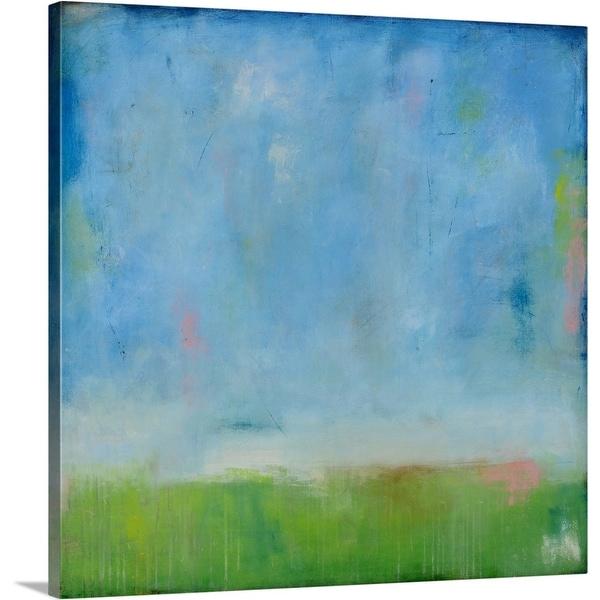 """Spring Awakening"" Canvas Wall Art"