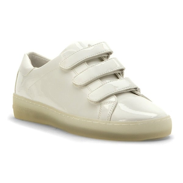 MICHAEL Michael Kors Womens Craig sneaker Leather Low Top Fashion Snea...