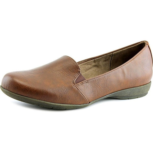 NaturalSoul by Naturalizer Gabber Women W Round Toe Synthetic Loafer