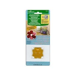 Clover Kanzashi Flower Maker Extra Sm Rnd Petal