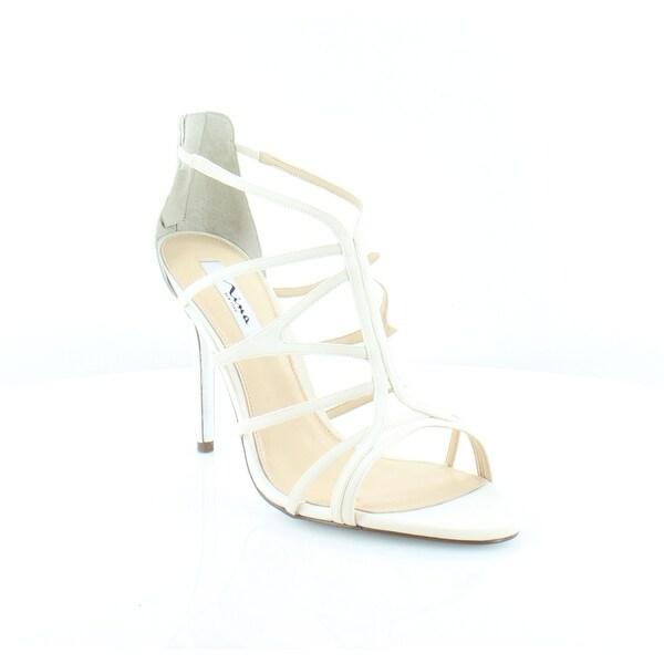 Nina Marisun Women's Heels Ivory