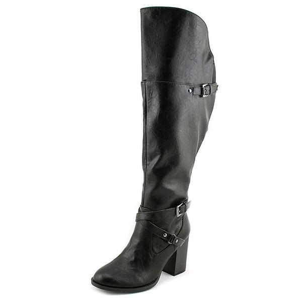 Indigo Rd. Womens LEANA- WC Round Toe Knee High Fashion Boots