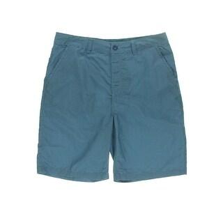 Kanu Surf Mens Striped Quick Dry Board Shorts - 34