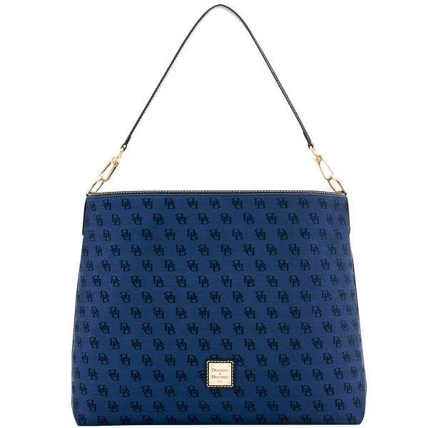 Dooney & Bourke Madison Signature Giant Sac (Introduced by Dooney & Bourke at $268 in Jul 2016) - Navy