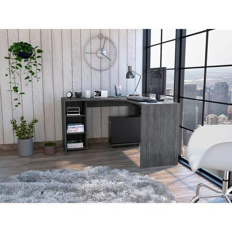 FMC Panama L shaped desk