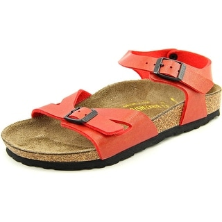 Birkenstock Rio N Open-Toe Synthetic Sport Sandal