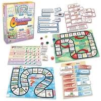Junior Learning JRL406 6 Comprehension Games