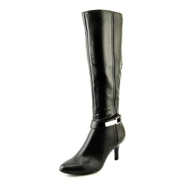 Alfani Jemsey Womens Black Boots