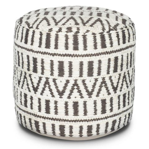 Poly and Bark Zulu Pouf