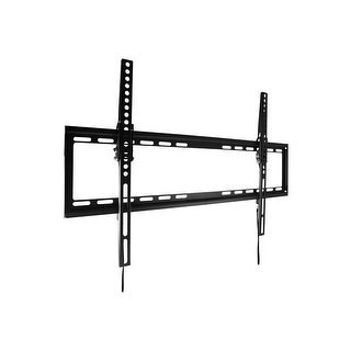 MonopriceSelect Series Slim Tilt TV Wall Mount, XL - UL Certified