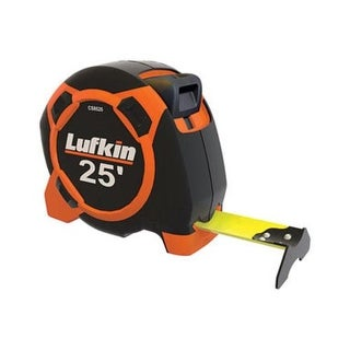"Lufkin CS8525 Tape Measure, 1-3/16"" x 25'"