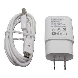LG Adaptive Fast Charger w/ Micro USB Cable