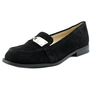 Nine West Town Hall Round Toe Suede Loafer
