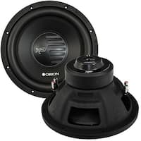 "Orion XTR 10"" Woofer  2 Ohm DVC 1000W Max"