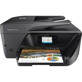 HP OfficeJet Pro 6978 All-in-One Printer OfficeJet Pro 6978 All-in-One Printer